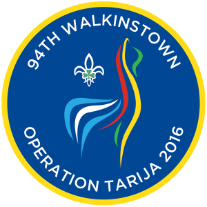 Operation Tarija Badge