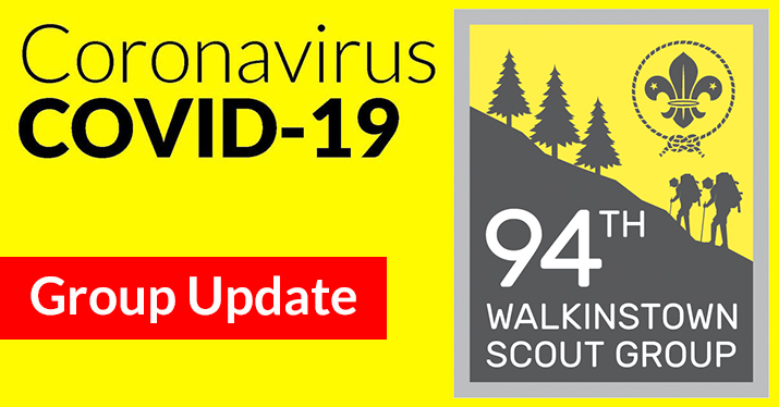 COVID-19 – Return to Scouting